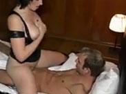 Beim Sex erwischt