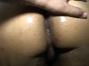 Sexy Arsch Massage
