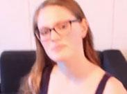 Süsse Brillenschlange vor laufender Kamera gefickt