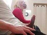 Handjob Porno im Wartezimmer gedreht