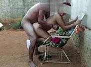 Sex im Freien ist geiler
